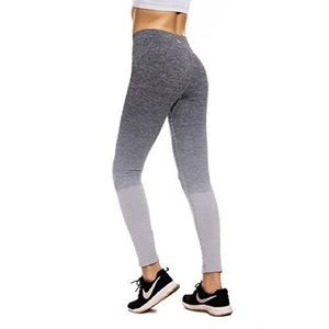 Pants - ❗️FINAL PRICE❗️Running Girl Ombré leggings